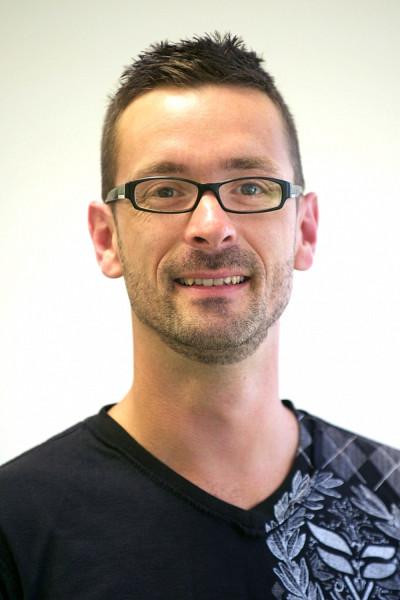 Mathieu Gagnon, professeur au Département d'enseignement au préscolaire et au primaire
