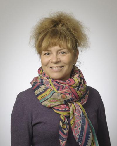 La professeure Geneviève Dumas, médiéviste.