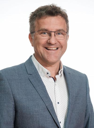 Pierre-Martin Tardif, professeur à l'École de gestion et membre du GRIC