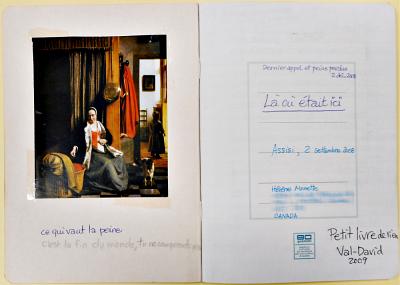 Suite à son décès, les archives d'Hélène Monette, constituées d'une trentaine de boîtes contenant des documents couvrant la fin de la décennie 1970 jusqu'à 2015, ont été léguées à l'Université de Sherbrooke.