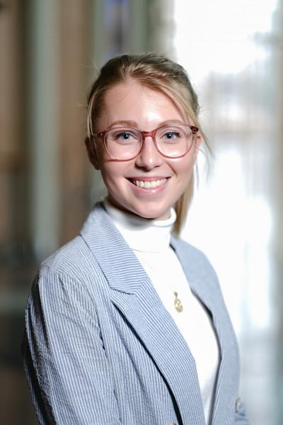 Victoria Champagne est étudiante au baccalauréat en psychologie.