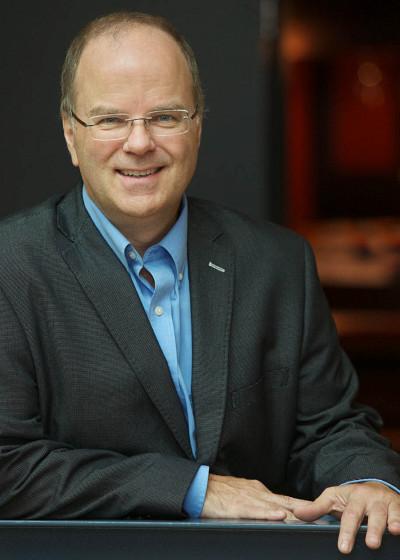 Michel Lafleur, professeur à l'École de gestion