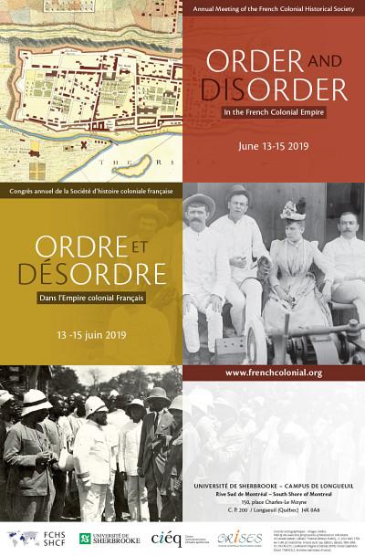 LaSociété d'histoire coloniale française réunit des chercheuses et des chercheurs de partout à travers le monde qui s'intéressent à la colonisation française, qu'il s'agisse de la Nouvelle-France du 17e siècle ou de l'Algérie et du Sénégal au 20e siècle.