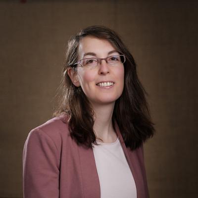 Michelle Scott, du Département de biochimie et de génomique fonctionnelle, remporte le prix Tremplin dans la catégorie Médecine et sciences de la santé.