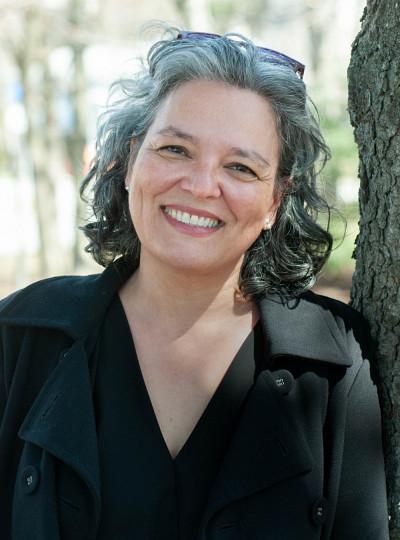 La professeure Annie Carrier, de l'École de réadaptation.