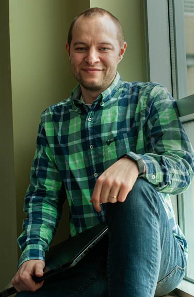 Frédérik Dufour est doctorant en bio-informatique.
