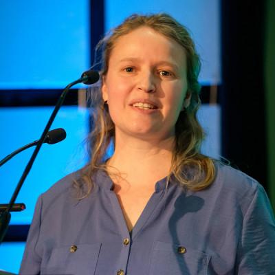 La professeure Fanie Pelletier du Département de biologie de la Faculté des sciences.