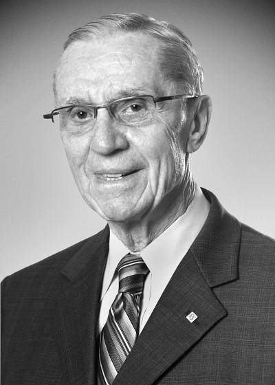 Le professeur émérite Marcel Guy
