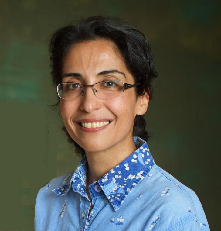 Marjan Gharagozloo, doctorante en immunologie