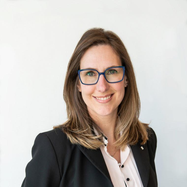 Émélie Corriveau, directrice adjointe du Centre Laurent Beaudoin de l'École de gestion