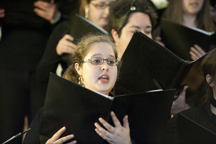 Les étudiantes et étudiants de l'École d'été de chant choral interpréteront du blues et du tango classique.