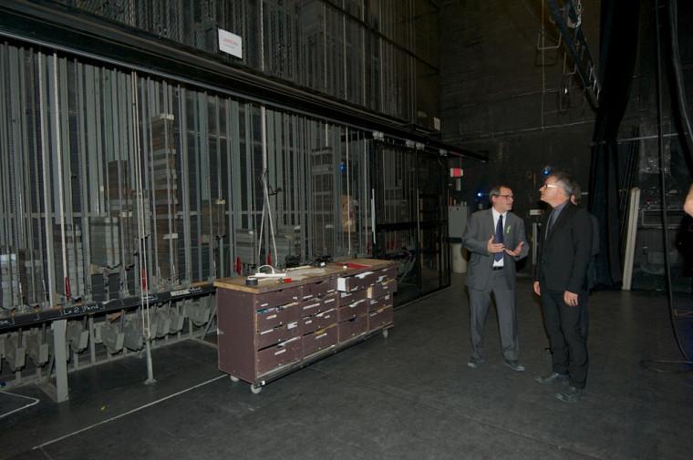 À l'aube des 50ans de la salle Maurice-O'Bready, les rénovations prévues permettront au Centre culturel de rester un chef de file national en matière de diffusion d'événements culturels.