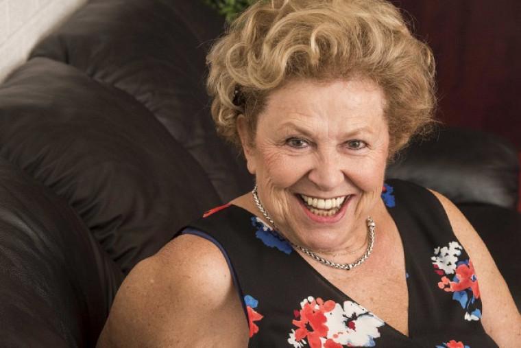 Enseignante à l'École de musique, Gail Desmarais a reçu le Mérite estrien décerné par La Tribune.