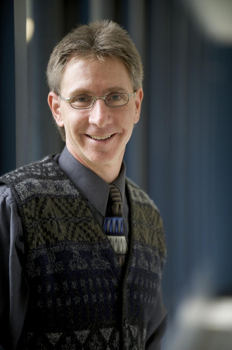 Le professeur Louis Vaillancourt