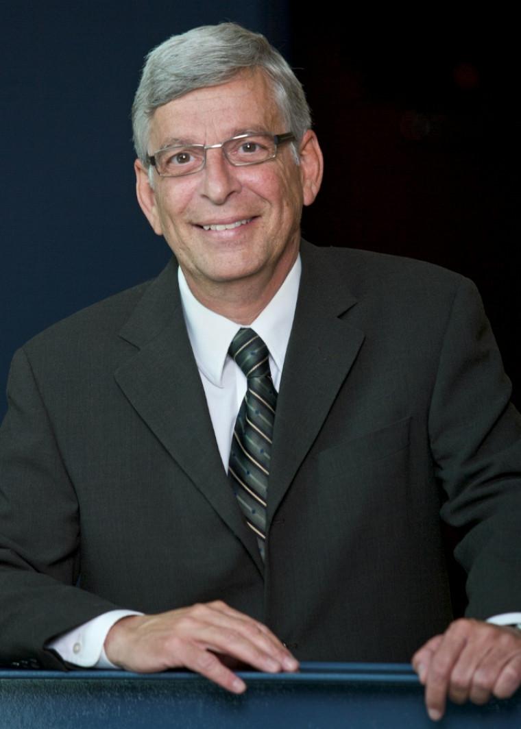 Le professeur retraité Jacques Lavallée