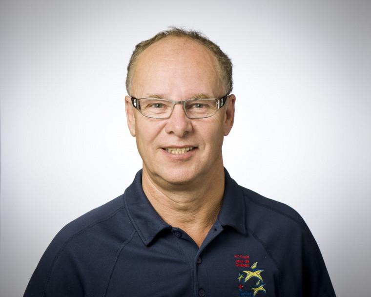 Jacques Duquette, lauréat d'un prix facultaire Reconnaissance de la qualité de l'enseignement.