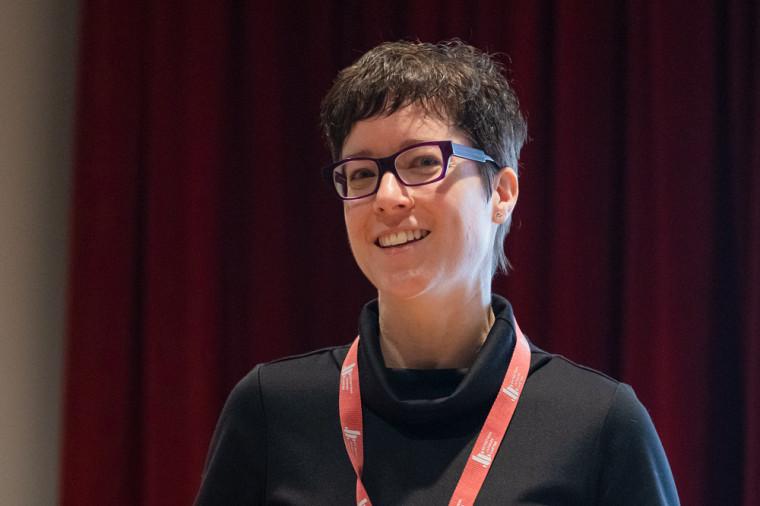Isabelle Létourneau, professeure agrégée du Département de management et de gestion des ressources humaines à l'École de gestion