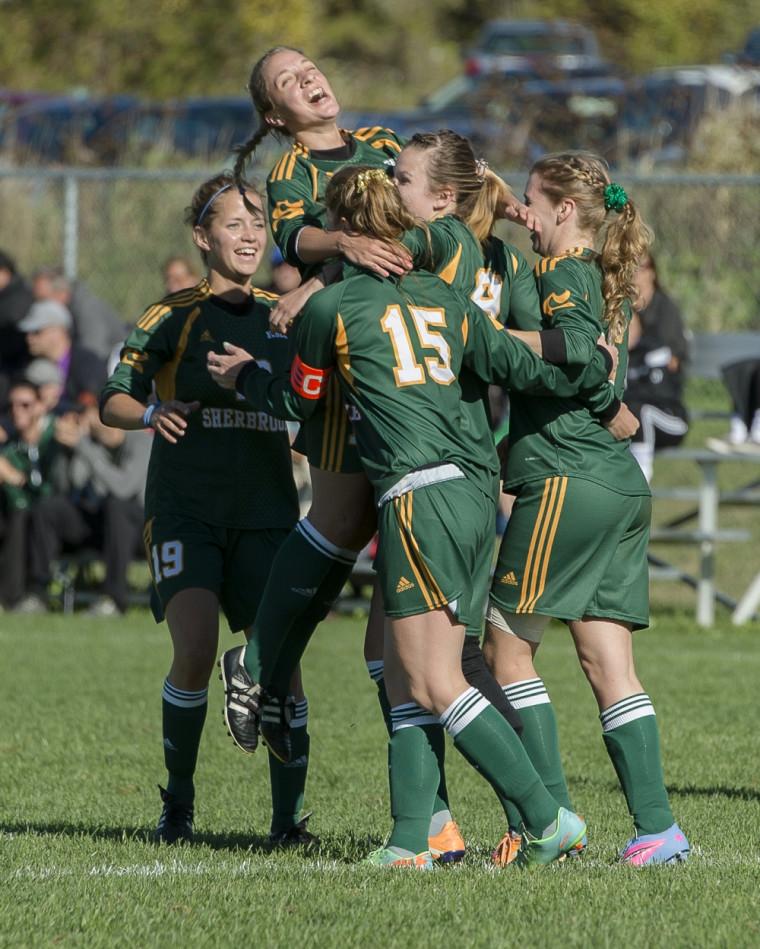 Le Vert & Or a eu de nombreuses occasions de célébrer un but depuis le début de la saison 2015.