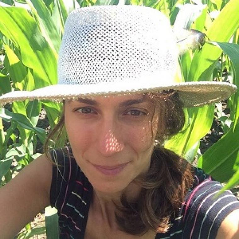 Émilie Lefol, étudiante au doctorat en biologie.