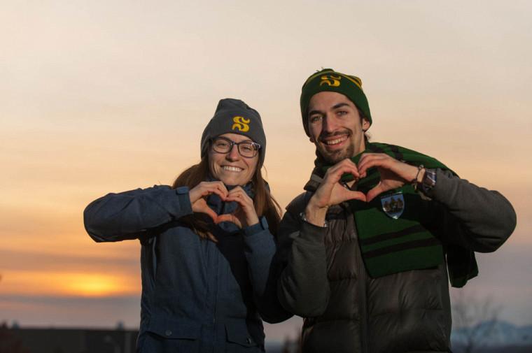 L'UdeS et sa communauté étudiante: une histoire d'amour