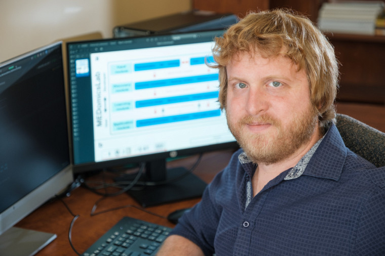 Parmi les coauteurs de l'étude figure le professeur Martin Vallières, du Département d'informatique à la Faculté des sciences.