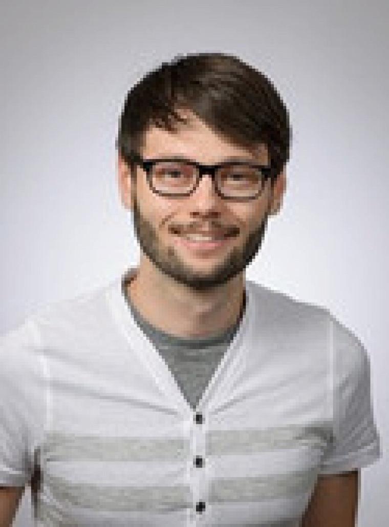 Hugo Larochelle, professeur au Département d'informatique de la Faculté des sciences
