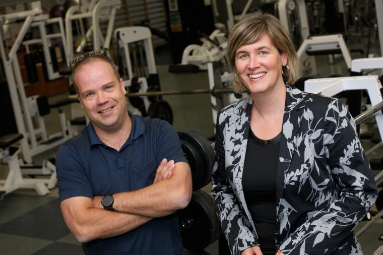 Les professeurs Martin Brochu et Isabelle Dionne bousculent un paradigme dans leur domaine de recherche.
