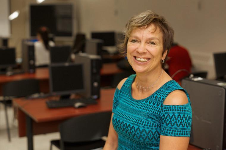 Monique Harvey est directrice de l'UTA.