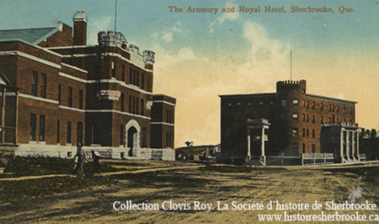 Hôtel Royal, 1920