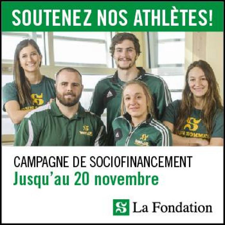 La campagne de sociofinancement du Vert & Or se poursuit jusqu'au 20 novembre prochain.