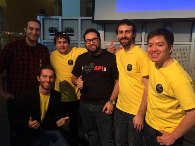 Des participants à l'APIUS
