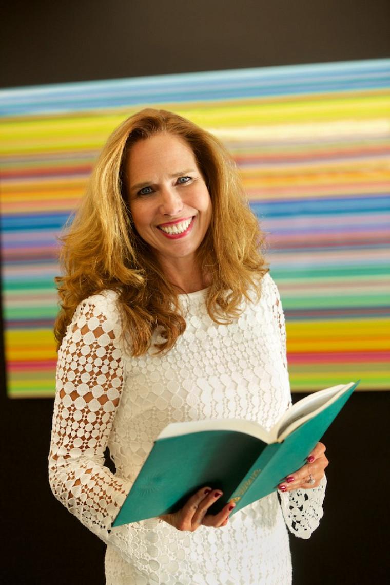 Madame Sylvie Fontaine, porte-parole du programme Parents Bibliothèques Édition 2017-2018