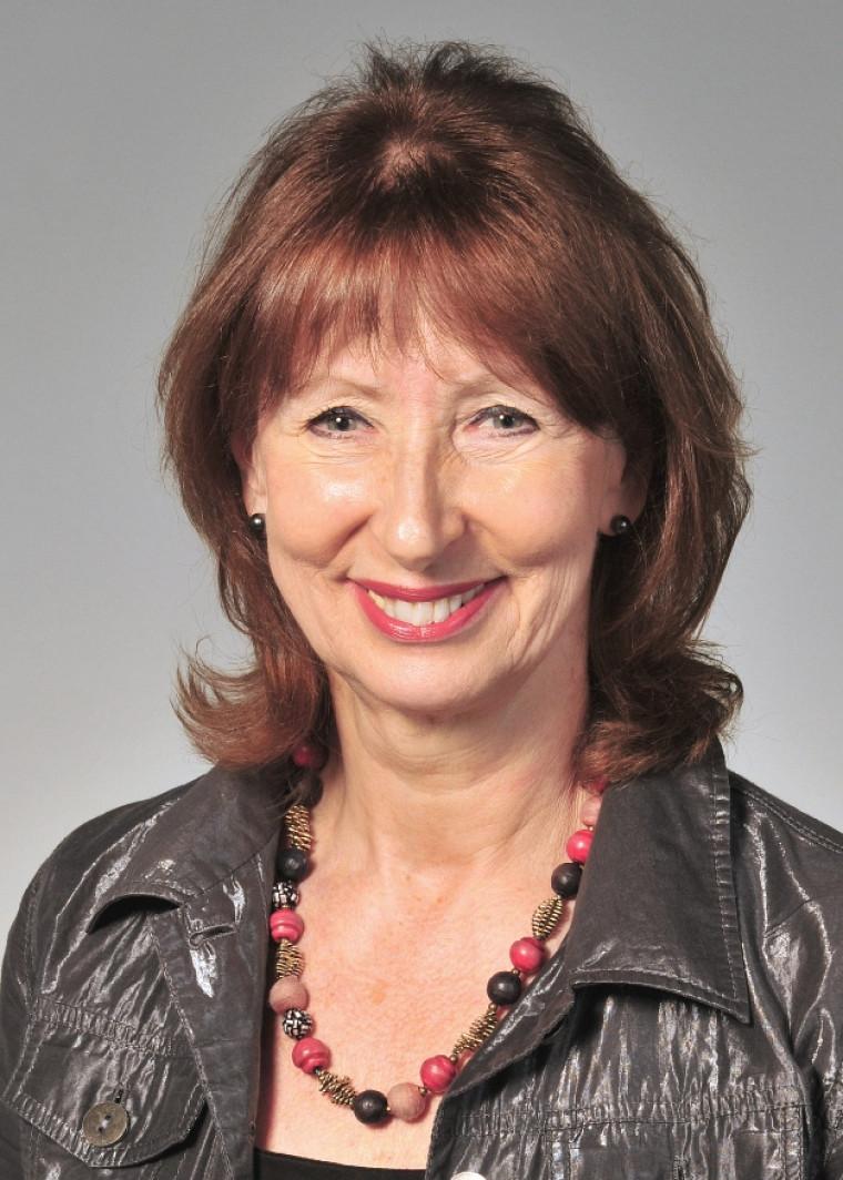 La professeure-chercheuse, Christiane Auray-Blais.