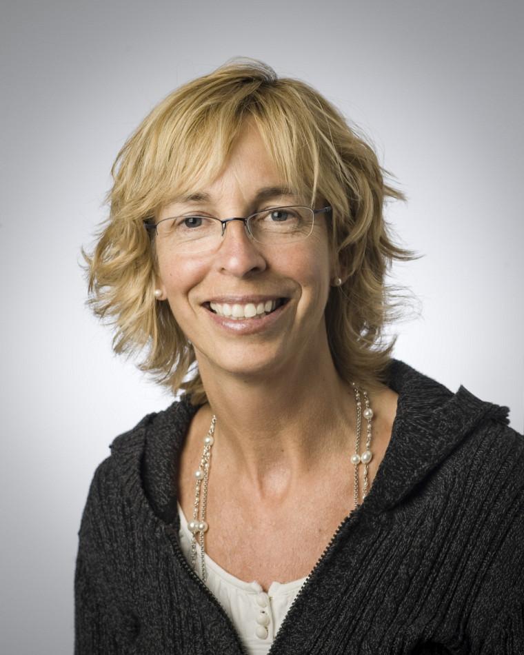 Lucie Mandeville, professeure au Département de psychologie