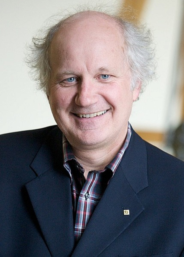 Bertrand Côté, directeur du Département de génie civil de la Faculté de génie de l'Université de Sherbrooke.