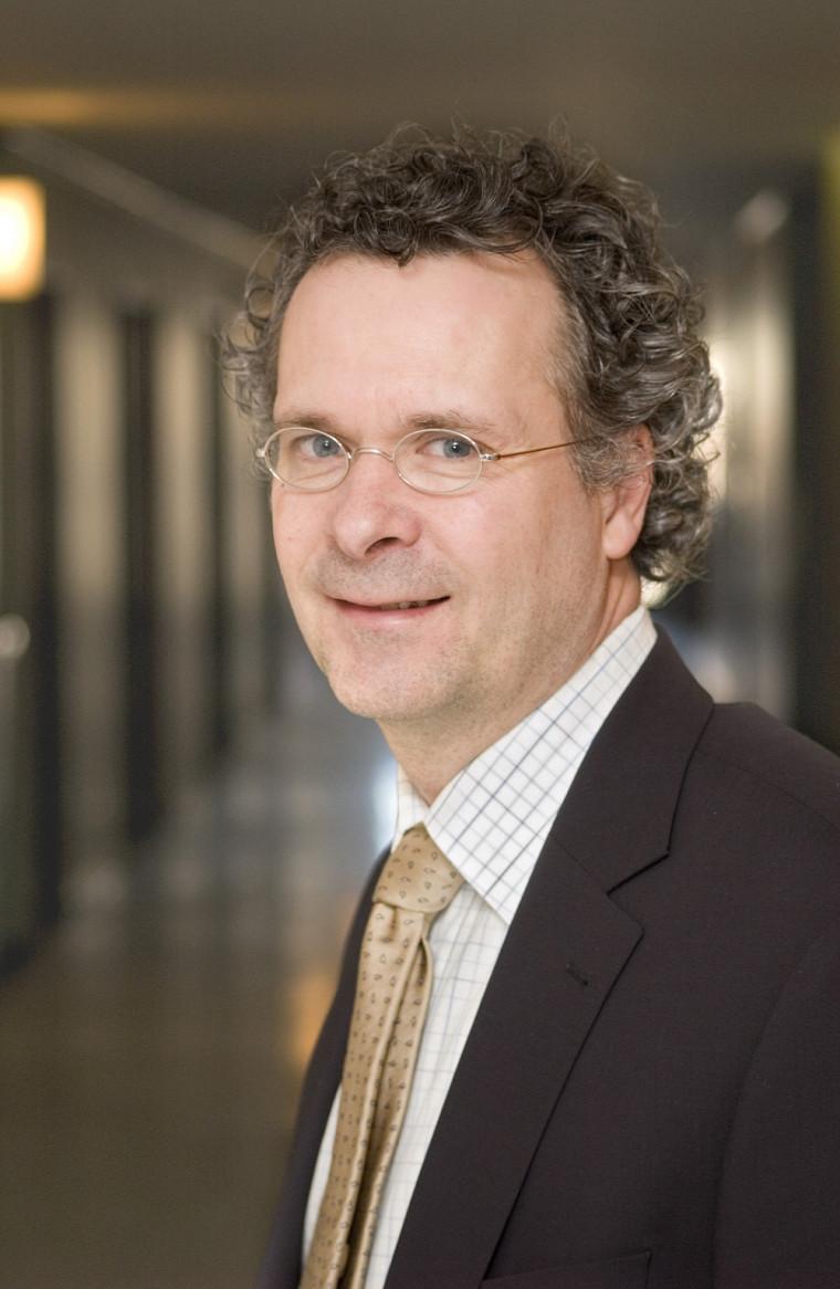 Le professeur Pierre Noël est doyen de la Faculté de théologie et d'études religieuses.