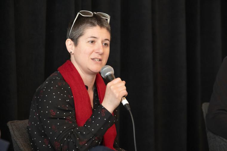 Isabelle Lacroix, directrice et professeure à l'École de politique appliquée de l'UdeS