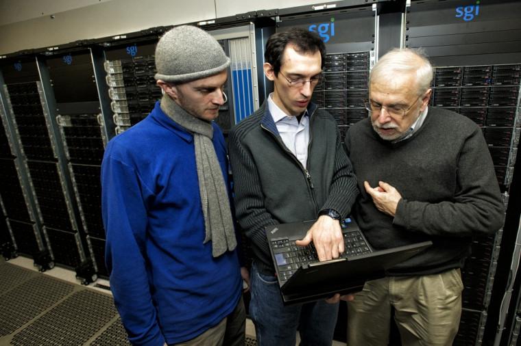 Les recherches ont été conduites par PatrickSémon, Giovanni Sordi et André-Marie Tremblay.