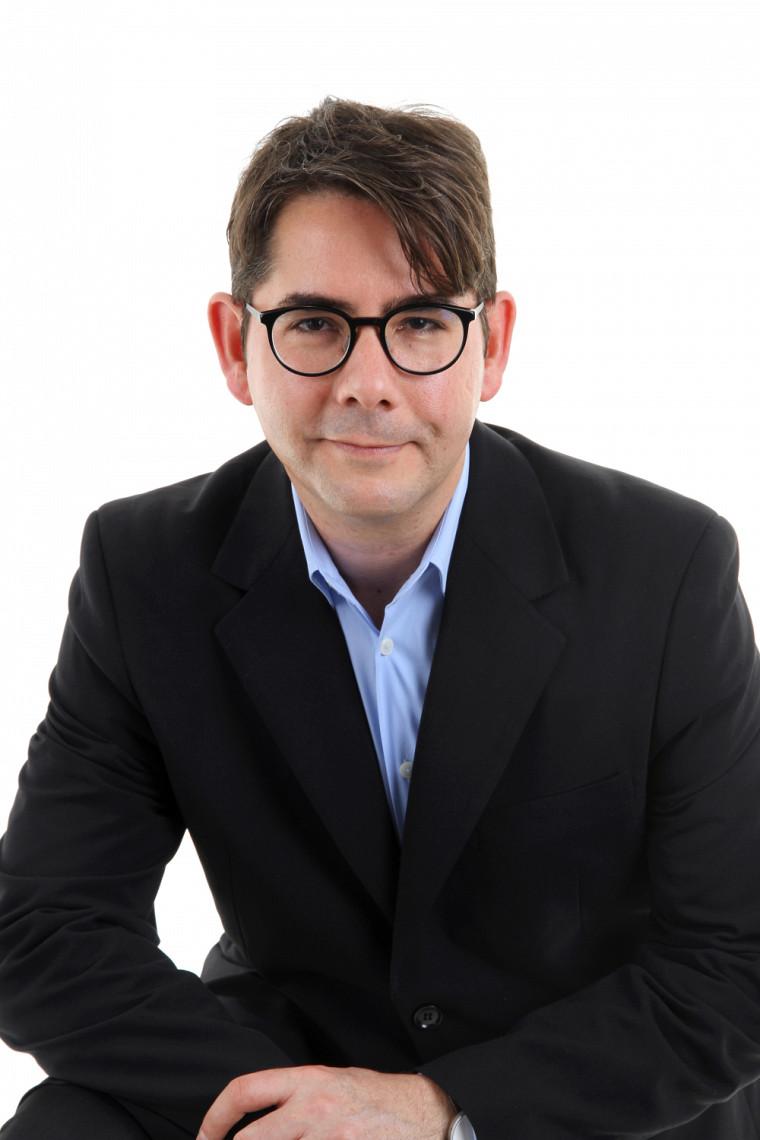 Miguel M. Terradas, professeur au Département de psychologie de l'Université de Sherbrooke
