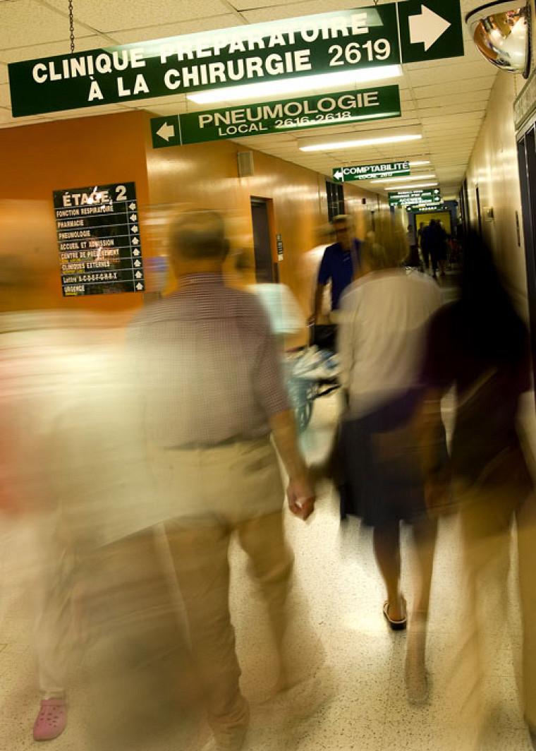 L'une des trois nouvelles chaires s'intéressera à l'organisation des services de première ligne et à l'intégration des soins.