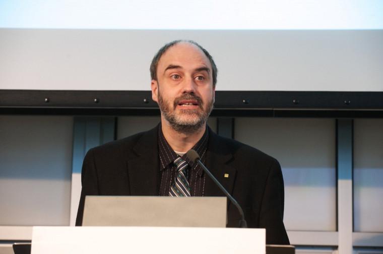Jacques Beauvais devient le tout premier vice-recteur à la recherche, à l'innovation et à l'entrepreneuriat.