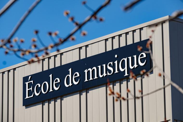 En 2018, l'École de musique a revu son approche pédagogique afin d'offrir des cheminements orientés vers la pratique et la réalité du milieu musical. Ce virage à 180 degrés lui permet d'adapter facilement ses cours dans le contexte actuel.