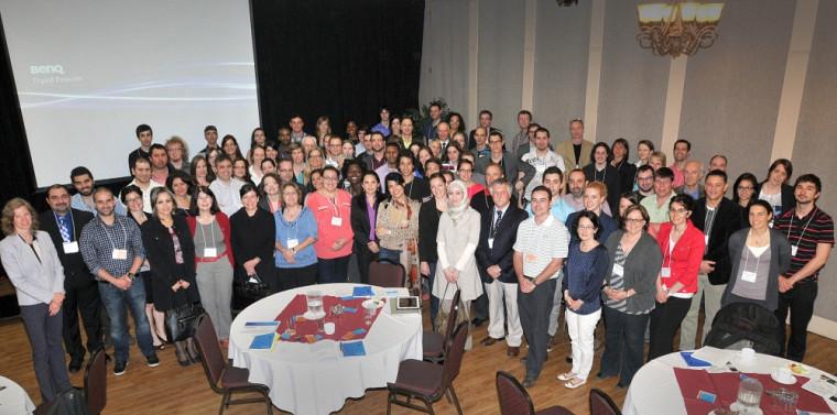 Les nombreux participants à la journée scientifique du DOCC