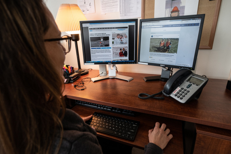 Les enjeux de manipulation de l'information sur les médias sociaux ont été prégnants pendant la pandémie.