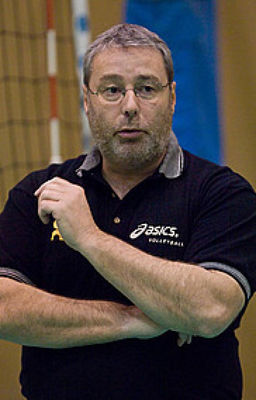 L'entraîneur Normand Bouchard est satisfait du premier week-end de son équipe.