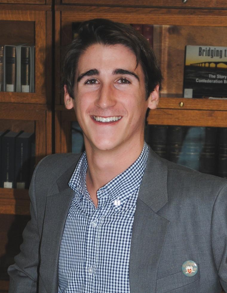 Francis Grignet, président de l'Association générale des étudiants en droit