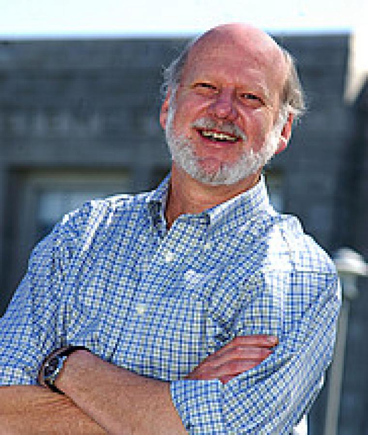 Le professeur Don Thomas (1953-2009), doyen de la Faculté des sciences de 2005 à 2009.