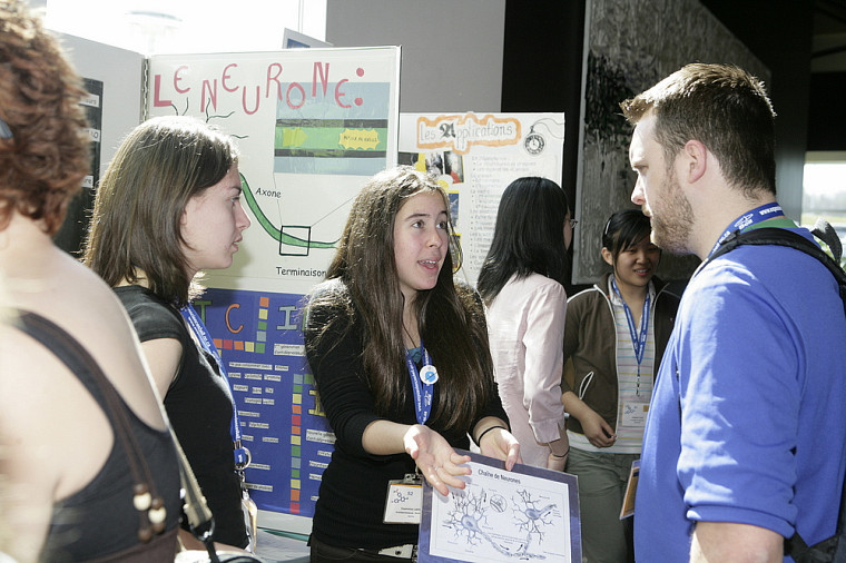 En 2006, l'Expo-science se tenait au Campus principal de l'UdeS.