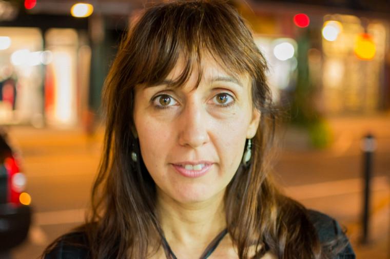 La journaliste Marie-Hélène Proulx a complété une maîtrise en philosophie à l'Université de Sherbrooke.
