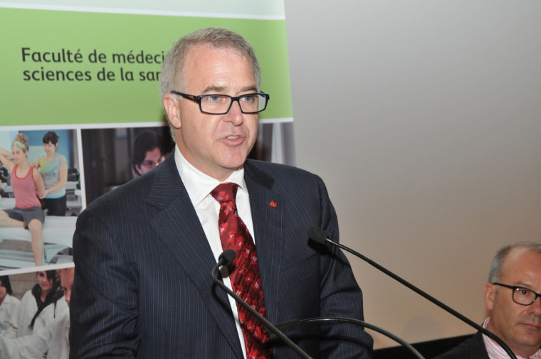 Le DrJean-Bernard Trudeau, secrétaire adjoint du Collège des médecins du Québec